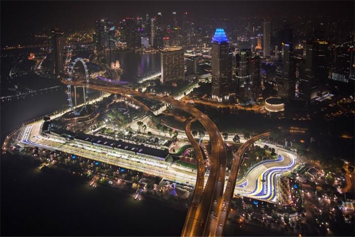 新加坡大奖赛车季