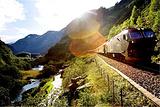 挪威缩影之卑尔根铁路