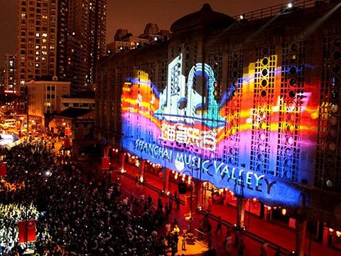 上海音乐谷旅游景点图片
