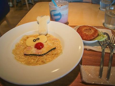 哆啦A梦主题餐厅旅游景点图片