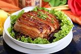 东坡梅菜扣肉