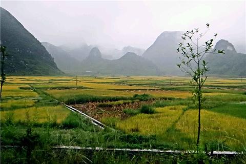 广南八宝风景区