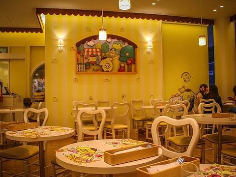 Pompompurin 布丁狗 Café旅游景点图片