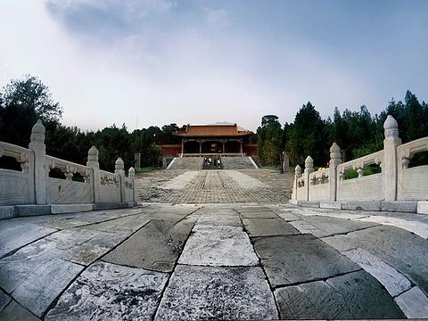 明昭陵旅游景点图片