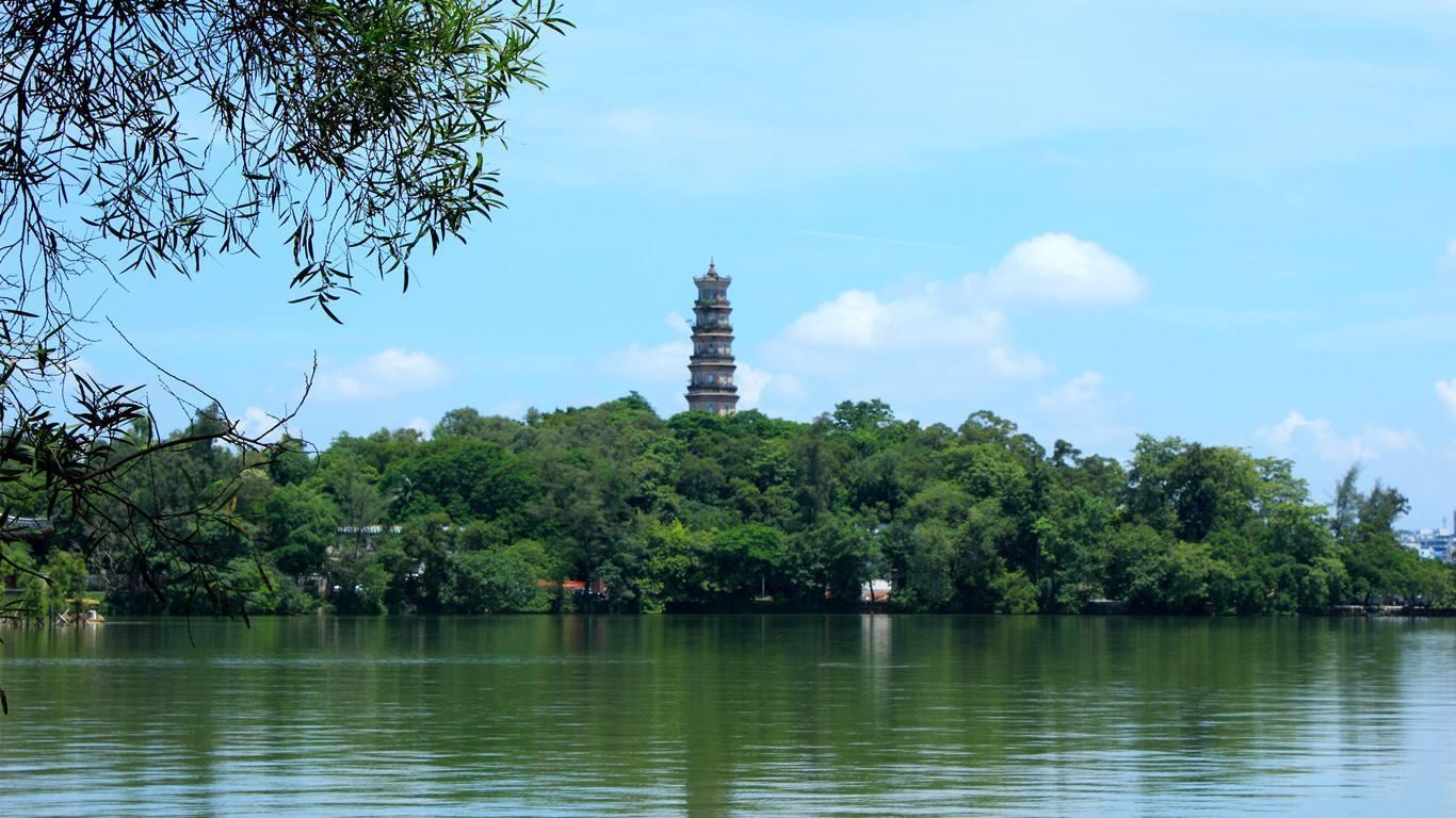 惠州西湖名胜风景区