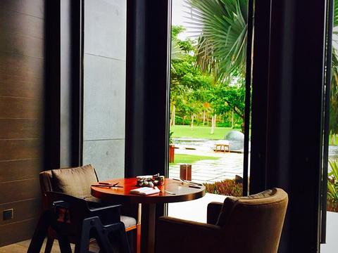 太阳湾柏悦酒店悦厅旅游景点图片