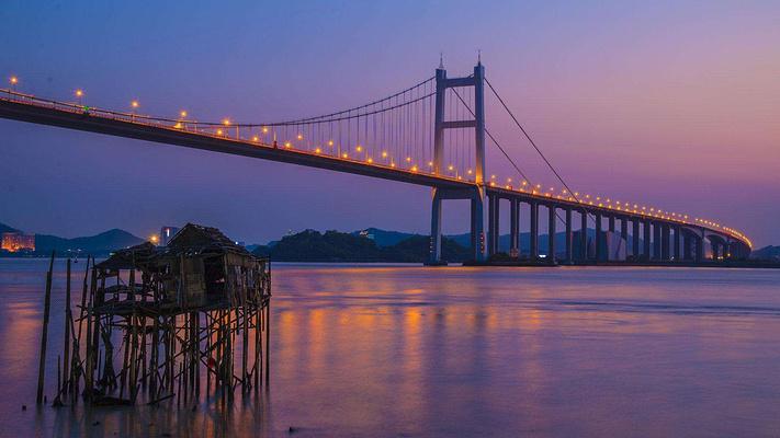 虎门大桥旅游图片