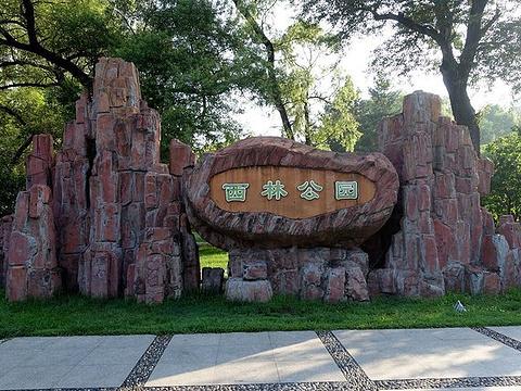 西林公园旅游景点图片