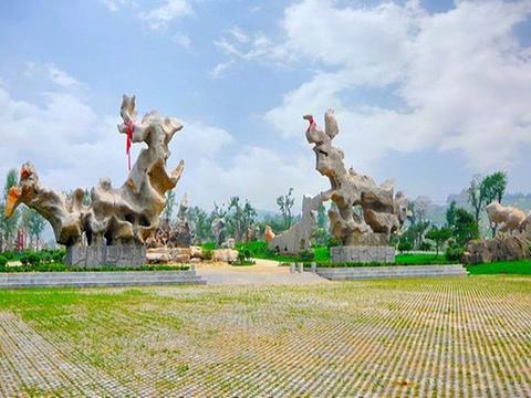 中华奇石城旅游景点图片
