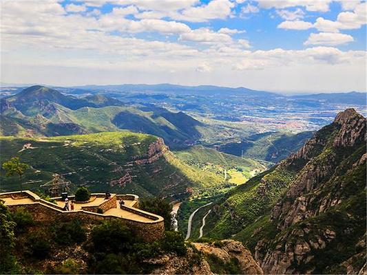 蒙塞拉特山旅游图片