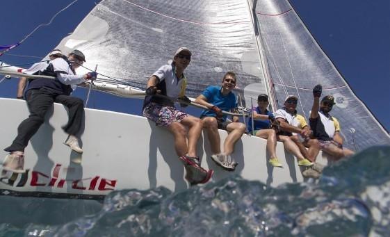 奥迪汉密尔顿岛帆船周