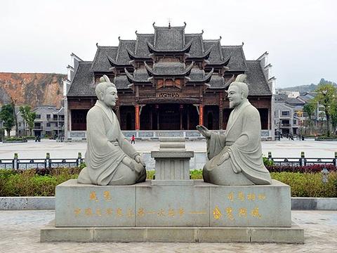 瓮安文昌阁旅游景点图片