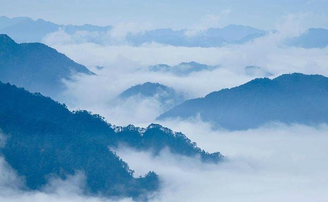 莽山国家森林公园旅游图片