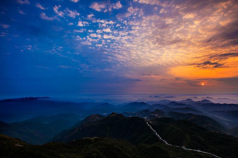 漫游郴州山水两日游