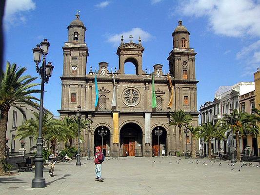 圣安娜大教堂旅游图片
