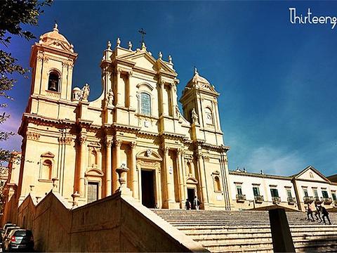 诺托大教堂旅游景点图片