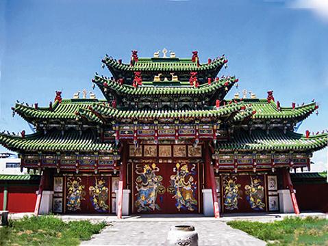 博格多汗宫博物馆
