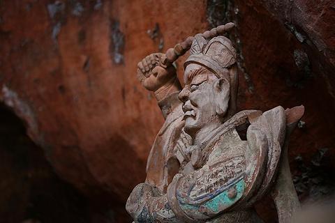 望仙台石窟