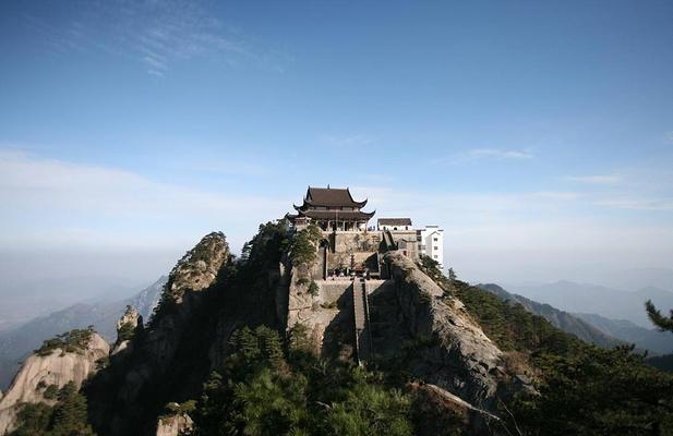 天台景区旅游图片