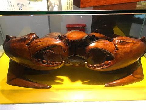 蟹文化博物馆旅游景点图片