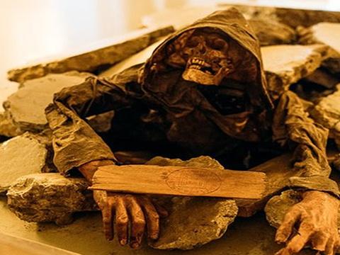 侯尔马维克巫师博物馆旅游景点图片