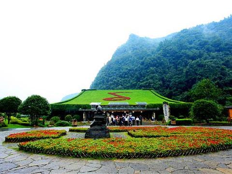 黄龙洞生态农庄旅游景点图片