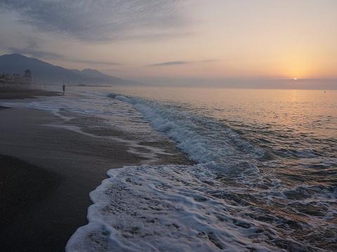 马拉加海滩旅游景点图片