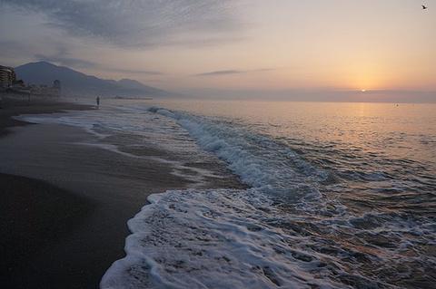马拉加海滩