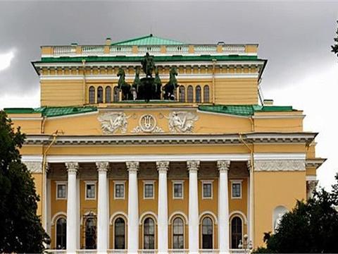 亚历山大德里娜剧院旅游景点图片