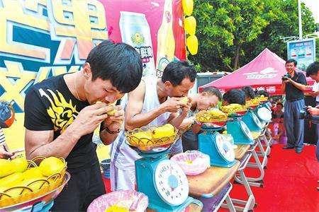 元江金芒果节