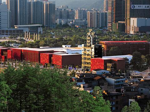 柳州工业博物馆旅游景点图片