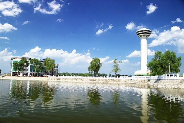 白洋淀温泉城旅游图片