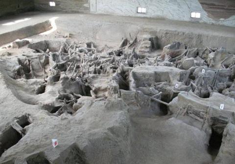 铜录山古铜矿遗址
