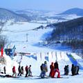 磐石莲花山滑雪场
