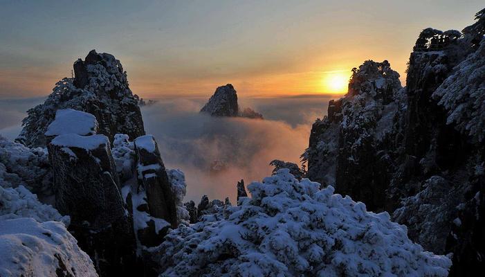 九华山旅游图片