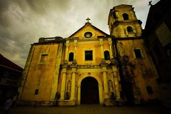 圣奥古斯丁教堂旅游图片