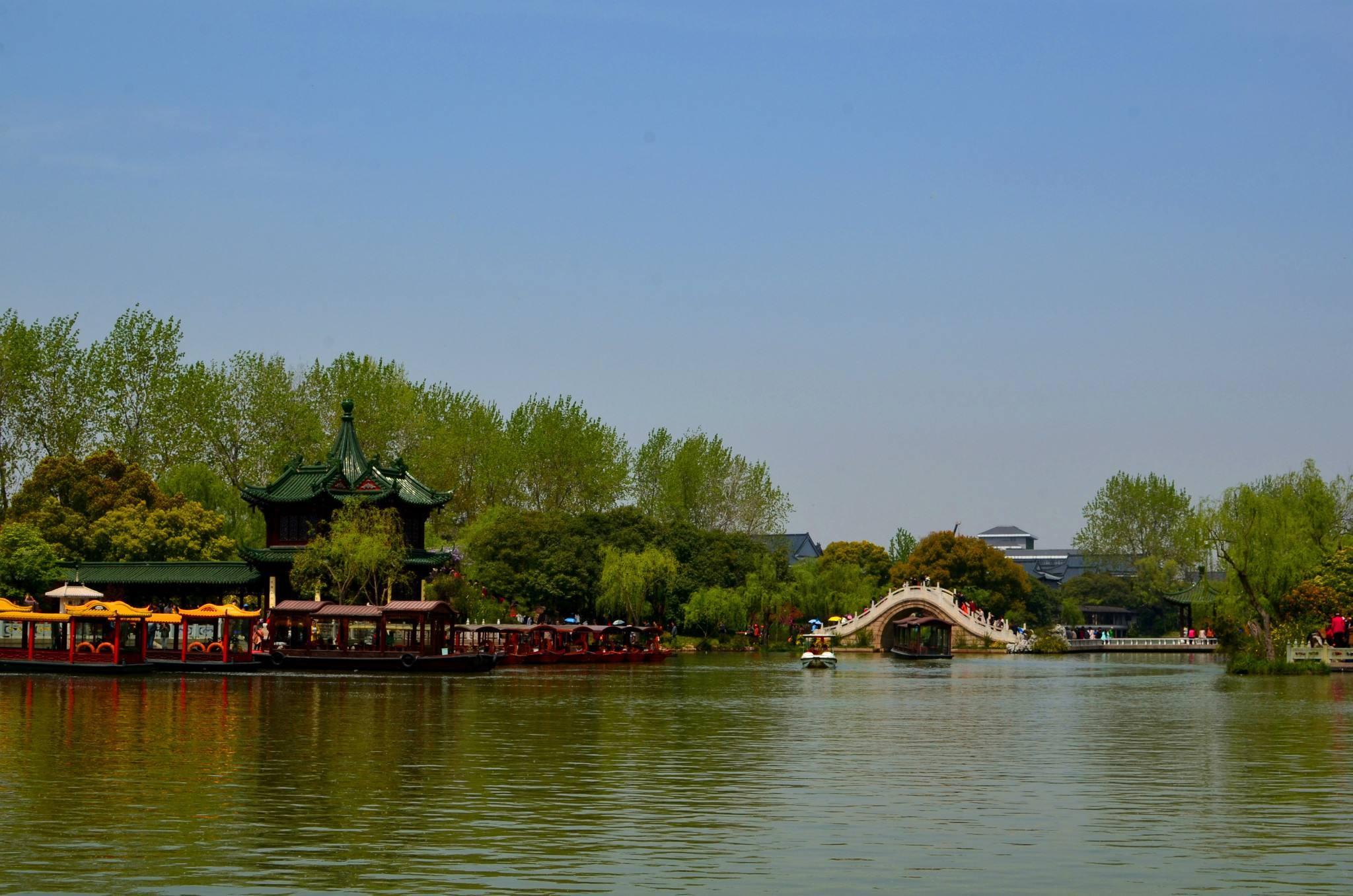 """""""扬州的夏日""""主题旅游节"""