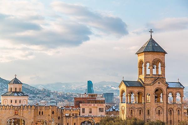 圣三一大教堂旅游图片