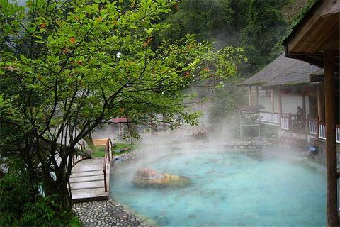 罗浮山温泉