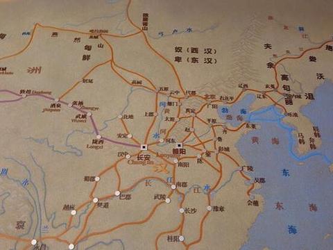 莫高窟数字展示中心旅游景点图片