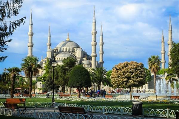 塞利米耶清真寺旅游图片