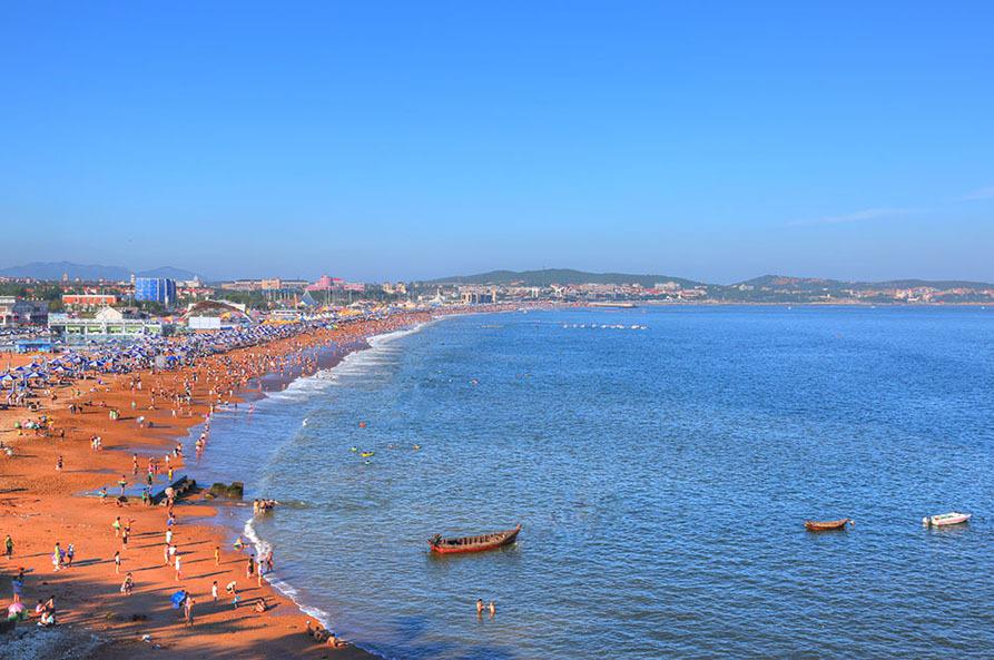 大连国际沙滩文化节