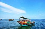 巽寮湾出海捕鱼