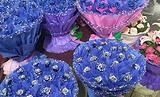 蓝精灵鲜花店