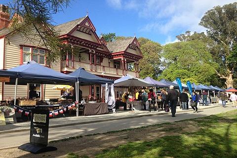 Christchurch Sunday Market