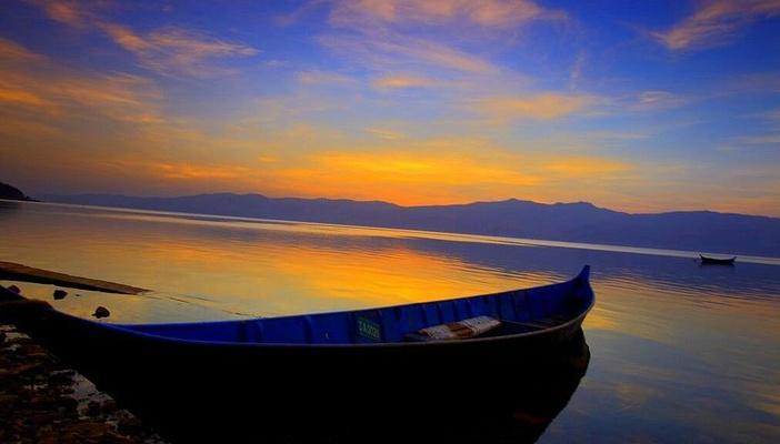 抚仙湖旅游图片