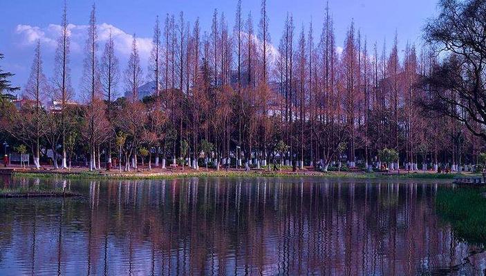 聂耳公园旅游图片