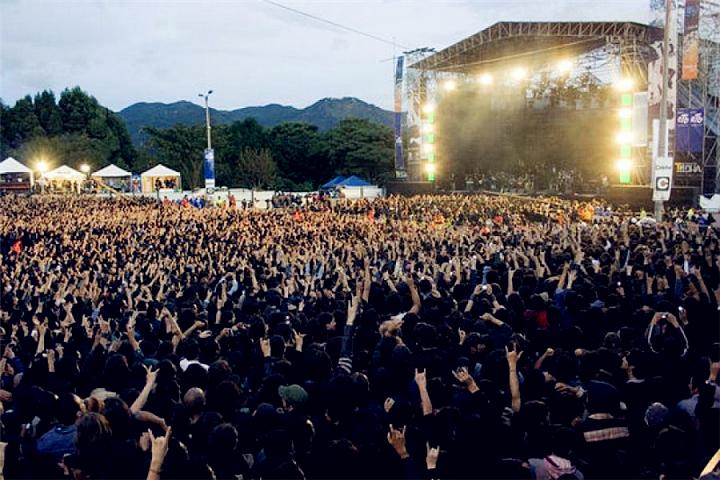 公园摇滚音乐节 Rock al Parque