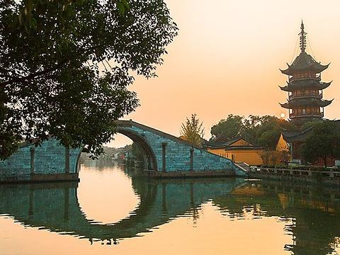 禹迹桥旅游景点图片
