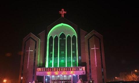 新兴街参花基督教堂
